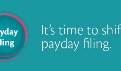 """It's time to switch to payday filing"""